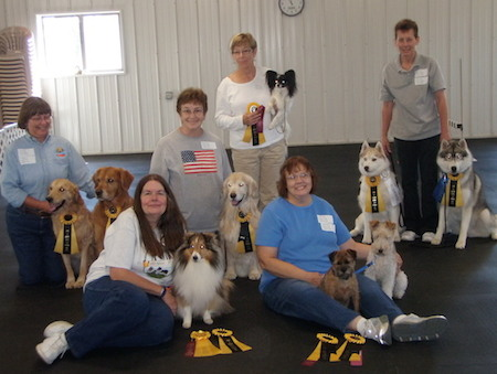 Come and be a part of our club. Join the Town and Country Kennel Club today!
